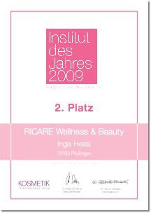 Urkunde_Platz2_ D.b. K. 2009