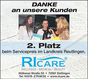 ricare-dettingen-servicepreis