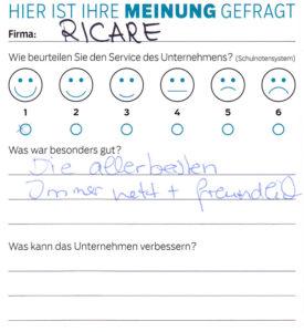 ricare-dettingen-servicepreis2019-kundenmeinung12