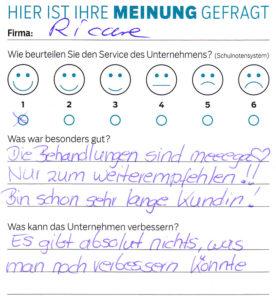 ricare-dettingen-servicepreis2019-kundenmeinung15